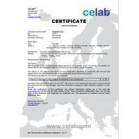Wenzhou Rovate Sanitaryware Co., Ltd. Certifications