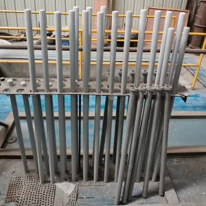 Buy cheap 95% 1500C High Alumina Ceramic Tube Furnace Thermocouple product