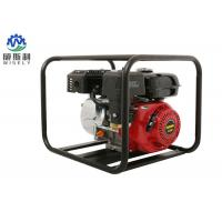 Buy cheap Electric Small Gas Engine Water Pumps , 2 Stroke 3 Inch Petrol Water Pump product