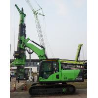 Quality 600 / 900 mm Max cylinder trip Rotary Piling Rig 1 m Max drilling diameter for sale