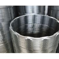 Buy cheap Galvanized / PVC Coated Razor Barbed Wire Coil , Stainless Steel Razor Wire Concertina product