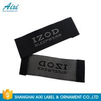 Buy cheap Satin Silk Printing Garment Clothing Label Tags Woven Customize Design product