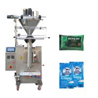 Buy cheap Auger Filler Powder Packing Machine Color Touch Screen Control Panel Available product