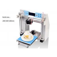 Buy cheap Digital Prusa Commercial 3D Printer , Metal Frame 3D Printer Machine product