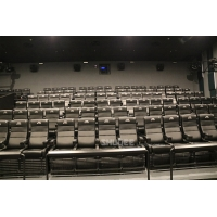 Buy cheap 4DM  Cinema Solution With Electric Motion Seat Popular Movie Theater System product