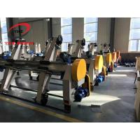 Electric Shaftless Mill Roll Stand / Reel Stand For Single Facer Line for sale