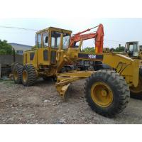 Buy cheap Used Caterpillar Cat 140h Motor Grader185hp With Ripper 6 Air Cylinder product