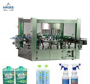 China 380V 50Hz OPP Round Bottle Labeling Machine For Glass Square Bottles on sale