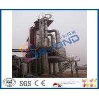 Buy cheap Forced Circulation Multiple Effect Evaporator With SUS304 / SUS316 Stainless Steel Material product