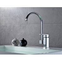 Quality 360° rotatable easy to care kitchen basin faucet adjustable temperature faucet for sale