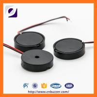 Buy cheap D14MM*H4.0MM ABS Micro Wire Buzzer 9 Volt 4800HZ Piezo Transducer from wholesalers