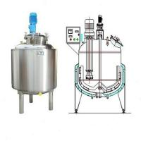 Buy cheap Stainless Steel Mixing Tank Containler Stainless steel Chemical Equipment from wholesalers