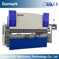 Buy cheap CE certificate full servo cnc 3+1 axis press brake bending machine with DA52S control system product
