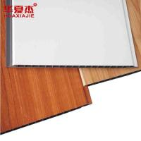 Buy cheap Home Kitchen Cleaning Versatile PVC Wall Panels / Plastic Wall Covering Panels product