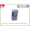 Buy cheap Customized CNC Aluminium Machining Bottom For Audio / Video Communications System Screen product