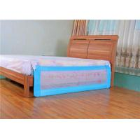 Soft Summer Side Bed Rail / Removable Twin Bed Guard Rails Adjustable