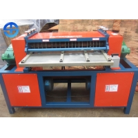Buy cheap Red 2-3 Ton/Day Radiator Recycling Machine Copper Radiator Separating Machine product