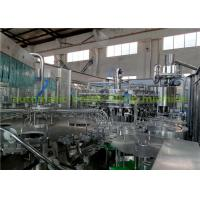 Buy cheap Cola / Sparkling / Soda Water Carbonated Drink Filling Machine 380V 50Hz product