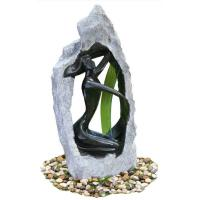 Buy cheap Outside Garden Statue Water Fountains With Fiberglass / Cement / Magnesia Material product