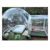 Buy cheap Fire Retardant Inflatable Bubble Camping Tent Waterproof For Public Square from wholesalers