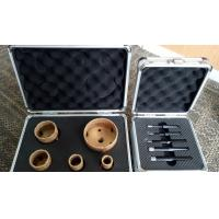 Buy cheap Vacuum Brazed Diamond Core Drill Bits M14 And Hex Thread Box Packaging product