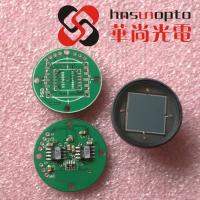 Buy cheap Position sensor 1x6mm psd 2x20mm 4x4 9x9 10x10mm one-dimensional PSD two-dimensional PSD product