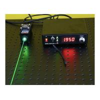Buy cheap 532nm 5000mw Green DPSS Laser Kit Module With  Digital TTL Modulation Powerful product