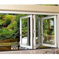 Buy cheap House Aluminum Sliding Glass Window / Unbreakable Folding Sliding Doors product