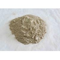 Buy cheap High Bond Strength Mullite Castable Refractory Mortar / Waterproof Fire Clay Mortar product