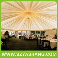 Buy cheap Marquee,marquees,Safari Tents,Resort Tents,exclusive tents,Luxury Marquee & Tent from wholesalers