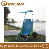 Buy cheap Portable Kayak Beach Chair Trolley , Collapsible Canoe Cart Carrier product