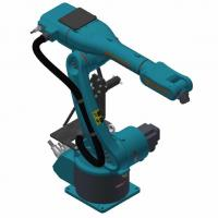 Buy cheap Easy Maintenance Assembly Line Robotic Arm With Teach Pendant product