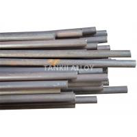 Buy cheap Durable 0Cr21Al6 FeCrAl Alloy High Resistance Lead Out Heating Rod / Bar product