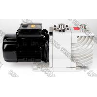 Buy cheap Two Stage Rotary Vane Vacuum Pumps Explosion Proof Motor Low Vibration product