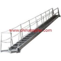 Buy cheap Marine accommodation ladder, wharf ladder, gangway ladder,rope ladder,ship from wholesalers