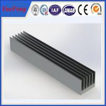 Buy cheap OEM 300 types per year anodized aluminum alloy profile extruded aluminum heatsink product