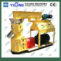 Buy cheap YULONG 1.2-1.3 T/H compelet poultry feed mill product