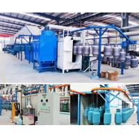 Buy cheap 1800mm Steel Coil Outer Diameter Lpg Machine 12s / Once Blanking Cycle product