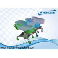 Buy cheap Mobile Hospital Baby Cuna , Transparent PP Crib ABS Side Rails product