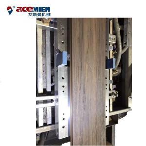 Buy cheap Automatic Railing WPC Extrusion Line , PVC Compound Railing WPC Profile Machine product