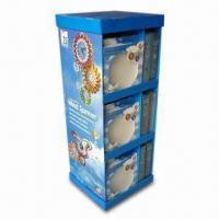 Buy cheap POP Display Stand with 4C Offset Printing, Ideal for Baby and Mother Card Products product