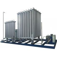 Buy cheap Mobile L-CNG Gas Filling Skid Mounted Equipment 500-5000Nm3/h product
