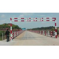 Buy cheap Through Steel Truss Bridge/ Long span through 321 type bailey bridge product