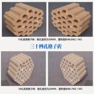 Buy cheap Low Creep Checker Brick High Alumina Fire Resistant Brick on Whlole Sale product