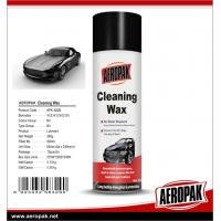 Buy cheap High preformance Waterless cleaning wax spray for car cleaning and gloss product