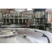 Buy cheap Food Grade HDPE / PET / PP Bottle Filling Machine / Wine Bottling Equipment product