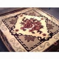 Buy cheap 3kg Mink Blanket, Made of Polyester, Acrylic and Cotton product