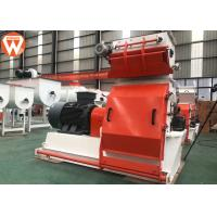 Buy cheap 5.5t/H Capacity Animal Feed Grinder 37kw Power With Tungsten Carbide Hammer product