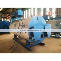 Perfect 4 Ton Natural Gas Fired Steam Boiler WNS 4-1.25-YQ  Industrial Fire Tube for sale