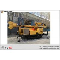 Buy cheap Crawler Mounted Core Drill Rig Machine 132KW Cummins Engine 1000m Hole Depth product